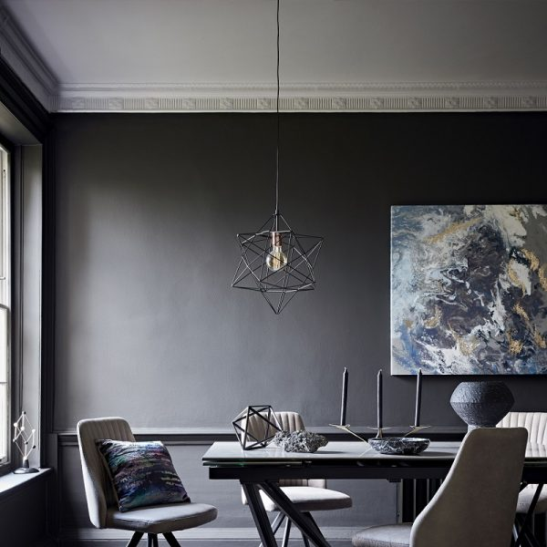Marston and Langinger paint Black Fossil