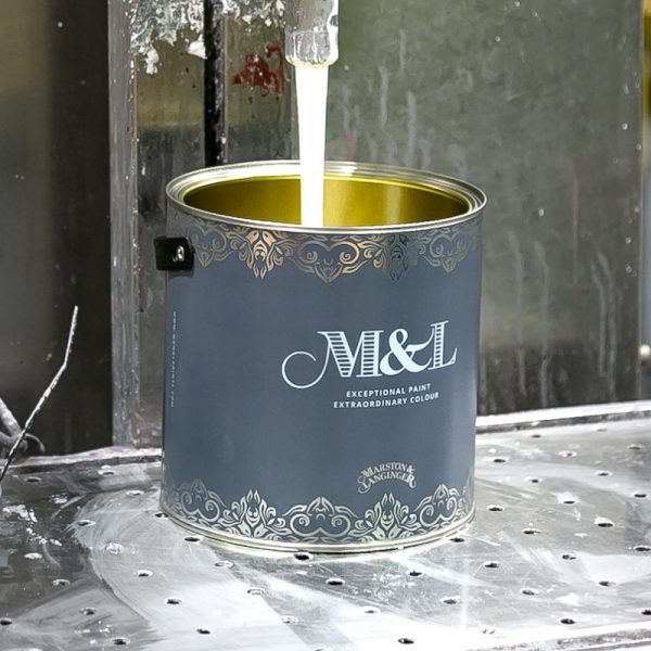 M&L paint tin filling with multi-surface primer